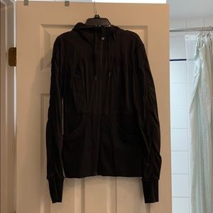 Lulu lemon black jacket